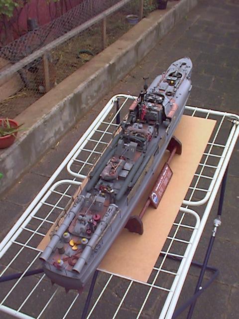 Schnellboot S-100 - 1/35 by Italeri, Eduard, Mastercaster, AFV-Club, CMK, ... S712_114