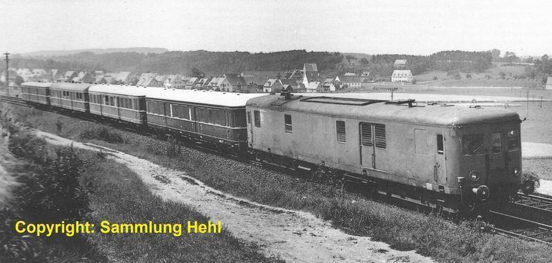 Gütertriebwagen VT 20.5 (DB) Vt205010