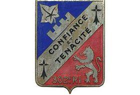 Médaille du 302° 302e_r10