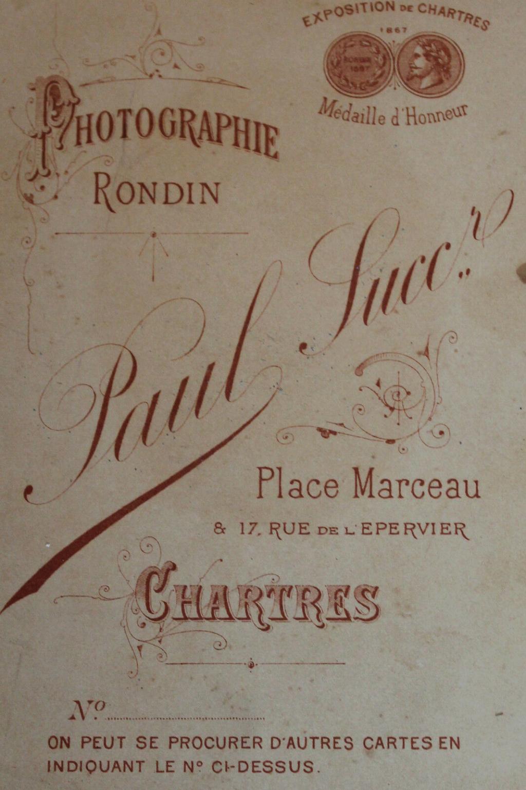 Portrait chez un photographe place Marceau Ancien13