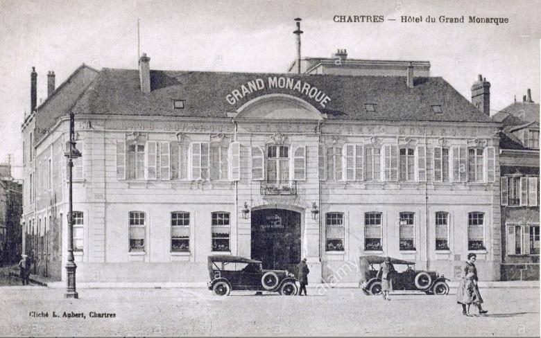 Le grand monarque dans les années 20 Annees10