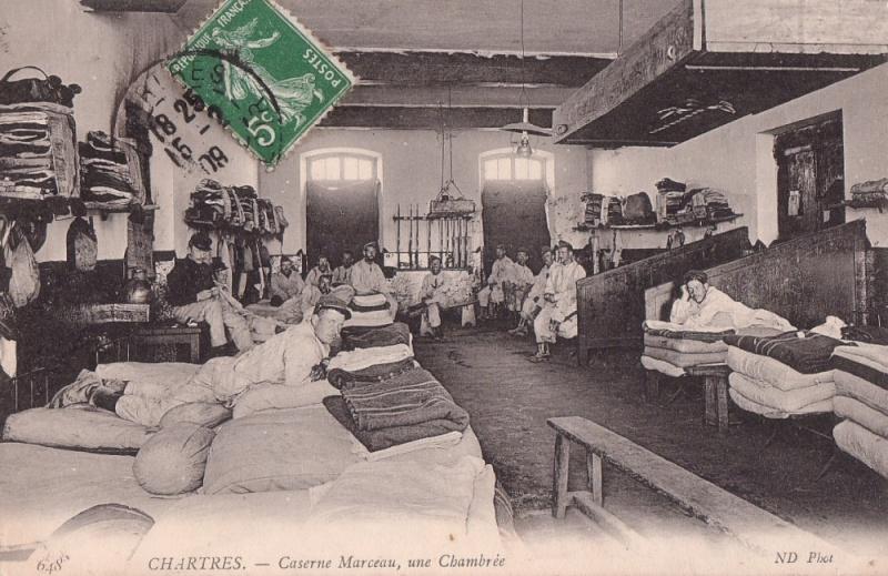 La caserne Marceau Chambr10