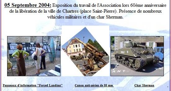 Recherchons photos et vidéos du 60ème anniversaire de la libération de Chartres Chartr10