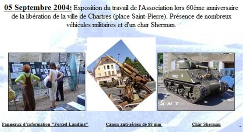Recherchons photos et vidéos du 60ème anniversaire de la libération de Chartres Chartr11