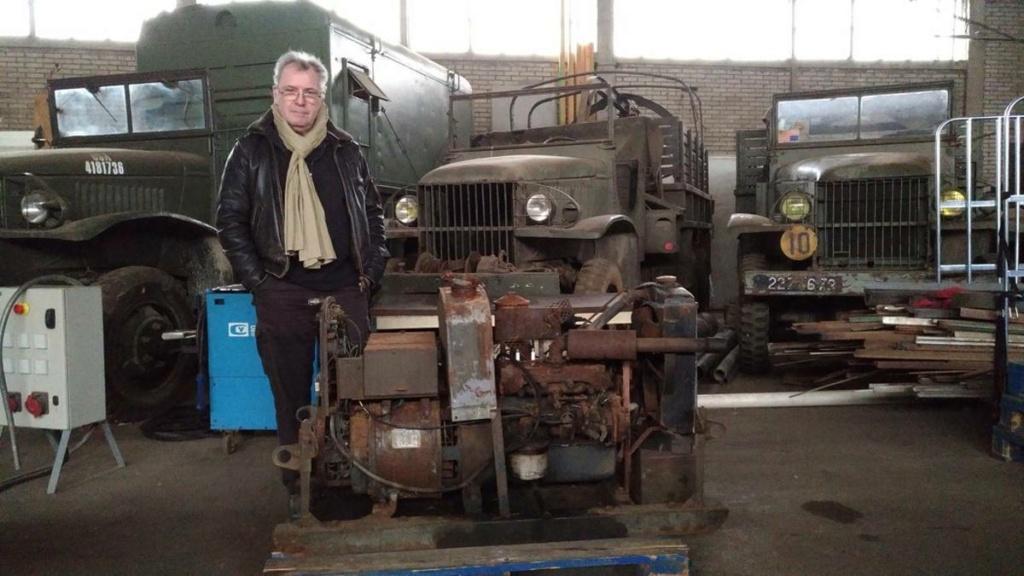 L'Historial militaire de Chartres et de l'Eure-et-Loir a reçu un ancien canon antiaérien Echo710