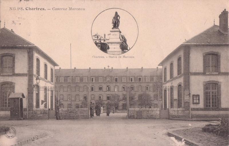 La caserne Marceau Entree11