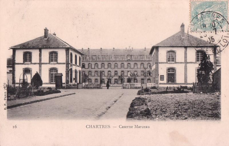 La caserne Marceau Entree12