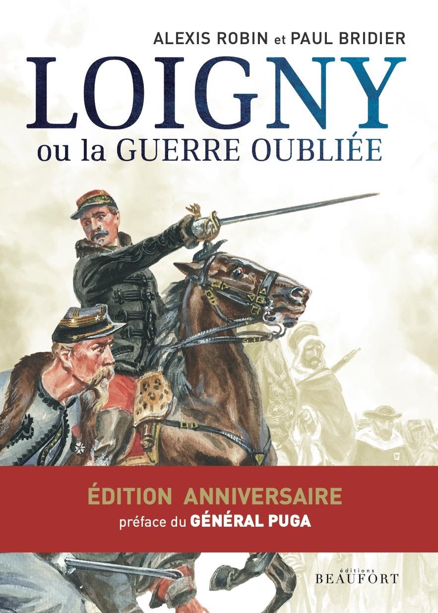 Livre sur la bataille de LOIGNY par Alexis Robin et Paul Bridier Loigny10