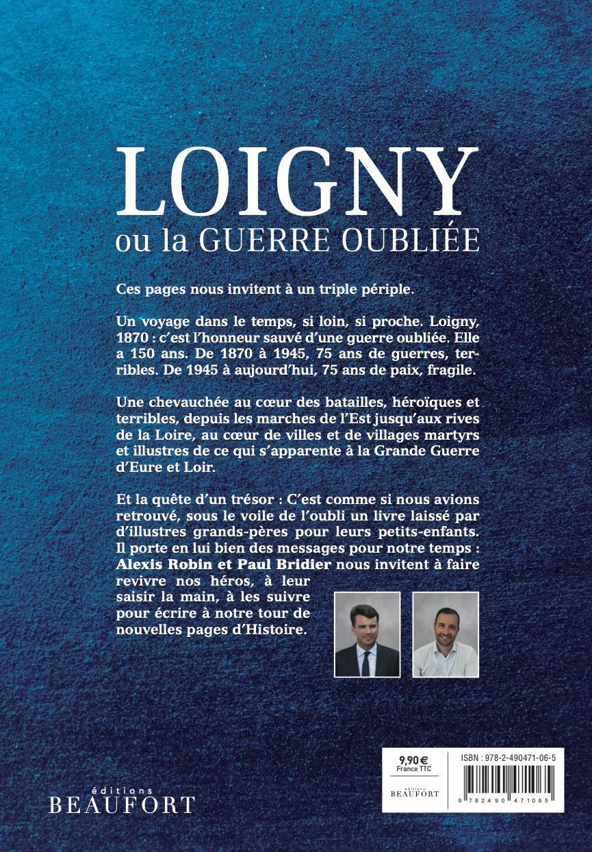 Livre sur la bataille de LOIGNY par Alexis Robin et Paul Bridier Loigny11