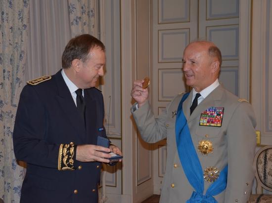 Alain de Boissieu Medail13