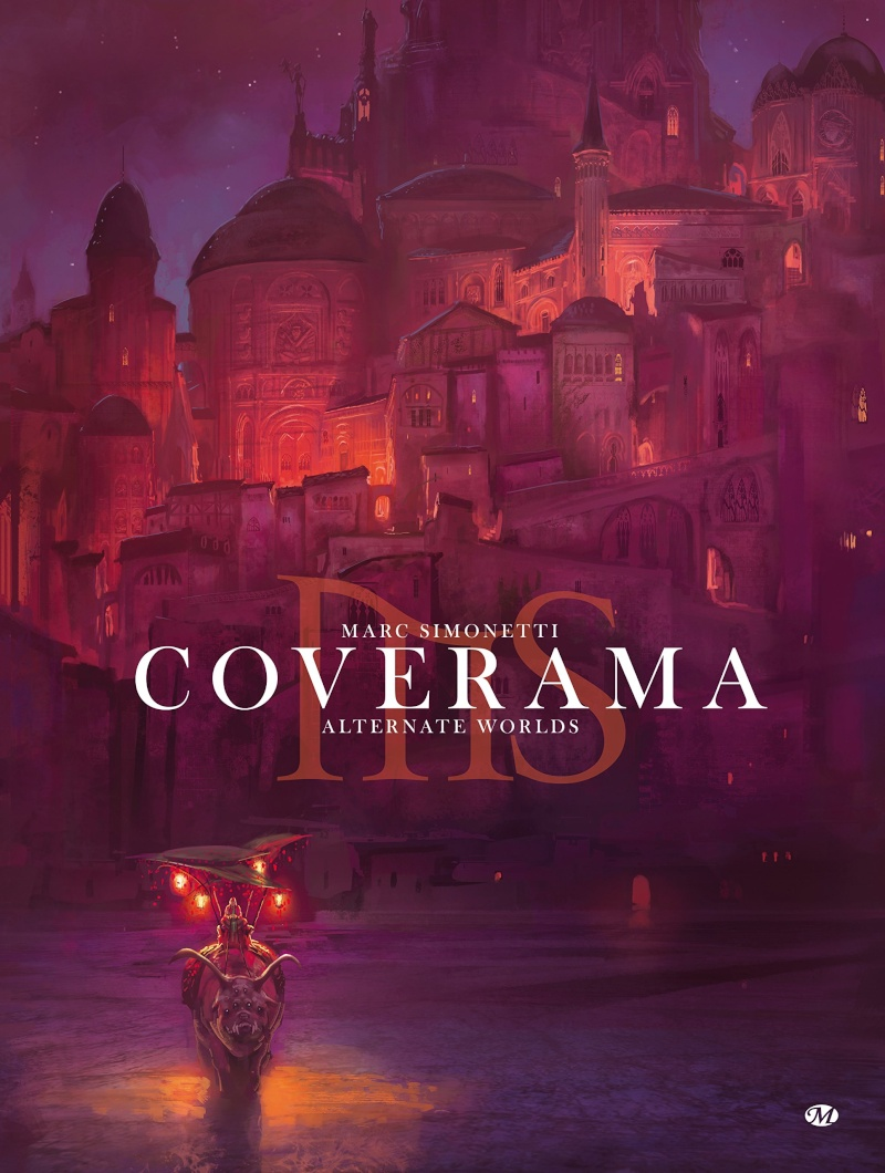 SIMONETTI Marc - COVERAMA, Alternate Worlds Covera10