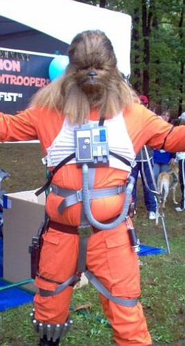 Happy Birthday Paul (Artoo Detour) Wookie10