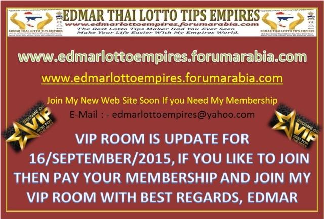 VIP ROOM IS UPDATE FOR 16/SEPTEMBER/2015 Facebo11