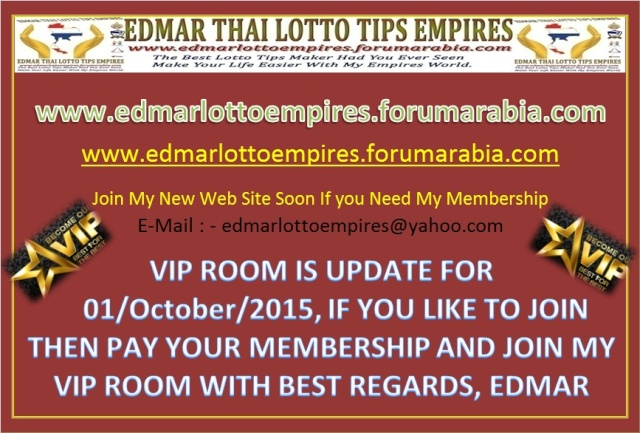 VIP ROOM IS UPDATE FOR 01/OCTOBER/2015 Facebo13
