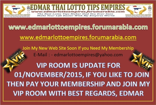 VIP ROOM IS UPDATE FOR 01/NOVEMBER/2015 Facebo16