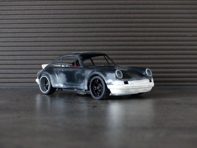 porsche 911 ST ( terminée ) P1070121