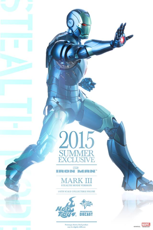 """IRON MAN - MARK III """"STEALTH"""" (MMS314DC12) - Page 2 11010510"""