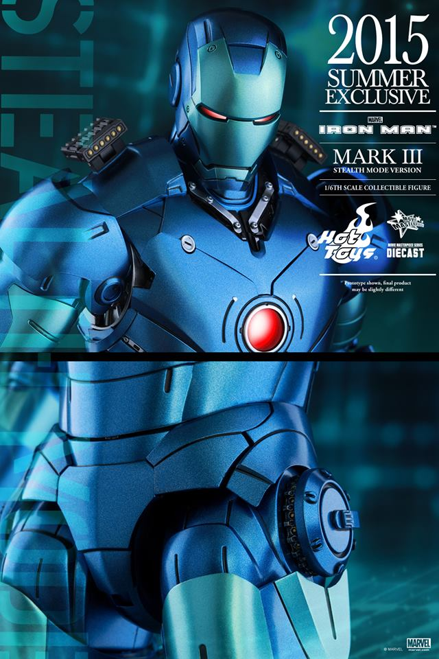"""IRON MAN - MARK III """"STEALTH"""" (MMS314DC12) - Page 2 11221310"""