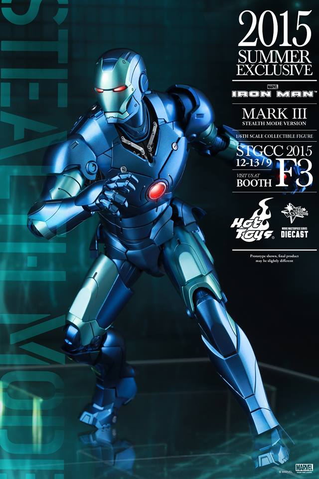 """IRON MAN - MARK III """"STEALTH"""" (MMS314DC12) - Page 2 11224310"""