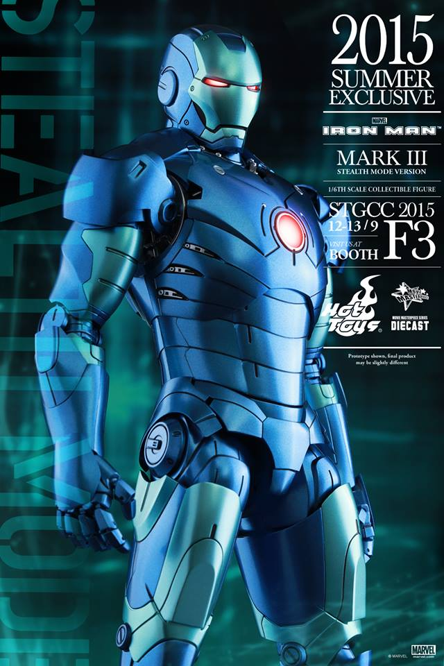 """IRON MAN - MARK III """"STEALTH"""" (MMS314DC12) - Page 2 11904710"""
