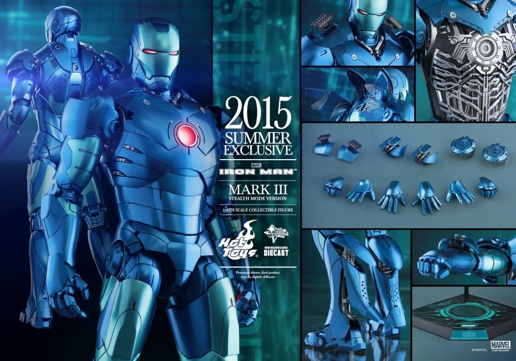 """IRON MAN - MARK III """"STEALTH"""" (MMS314DC12) - Page 2 11951710"""