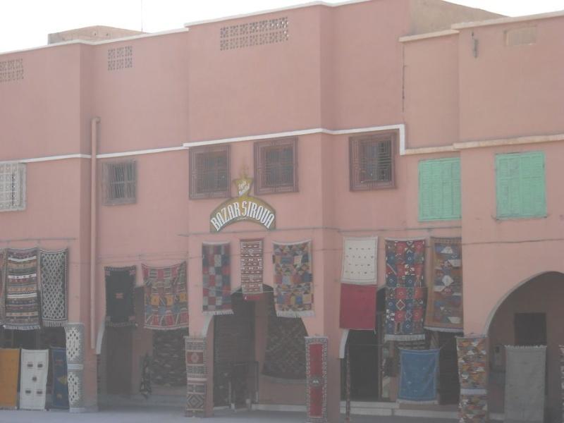 [Commerces/Maroc] Acheter un tapis Bazar_12