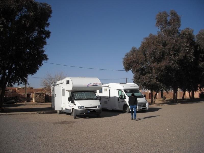[Commerces/Maroc] Acheter un tapis Parkin10