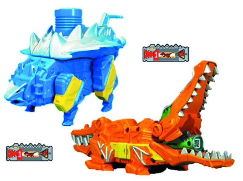 Jouets Power Rangers Dino Charge - Page 5 1410