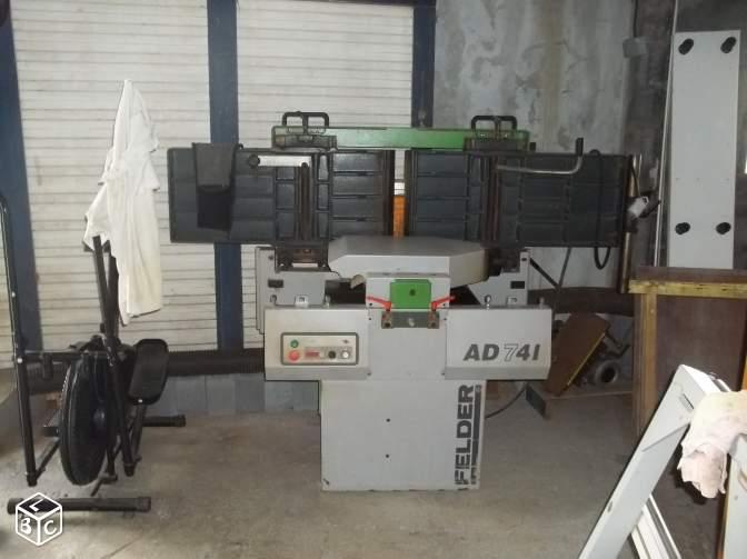 Avis sur achat machines d'occasion FELDER A199e310