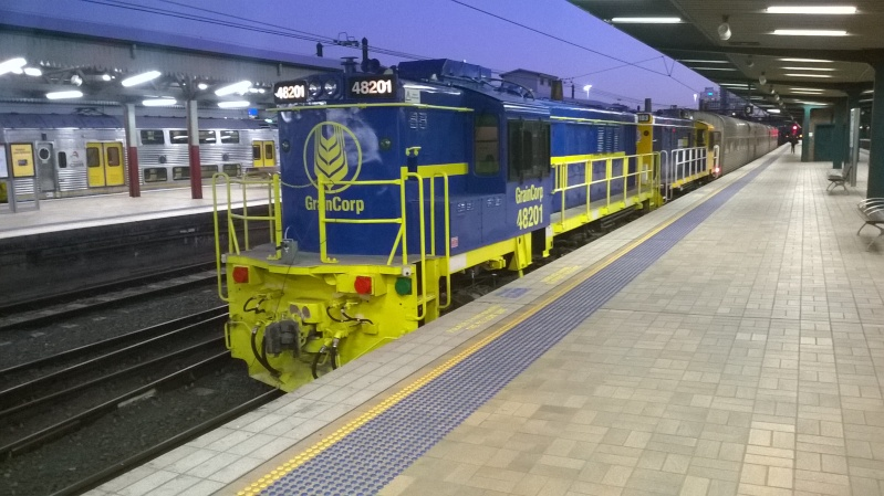 Real Railway Movements from Sydney Wp_20110