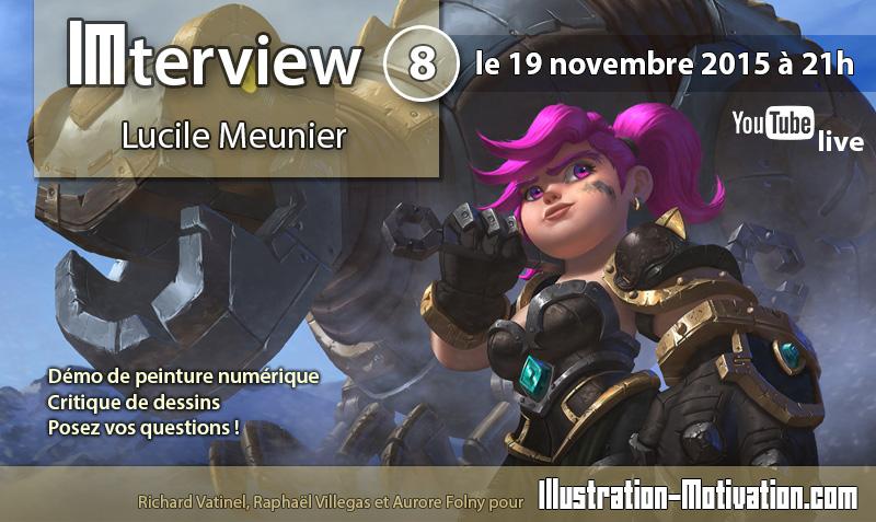 [im]  IMterview #8 : Lucile Meunier Imterv12