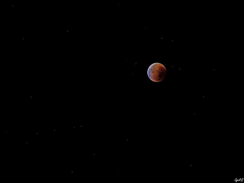 Eclipse de lune Septembre 2015 P1020524