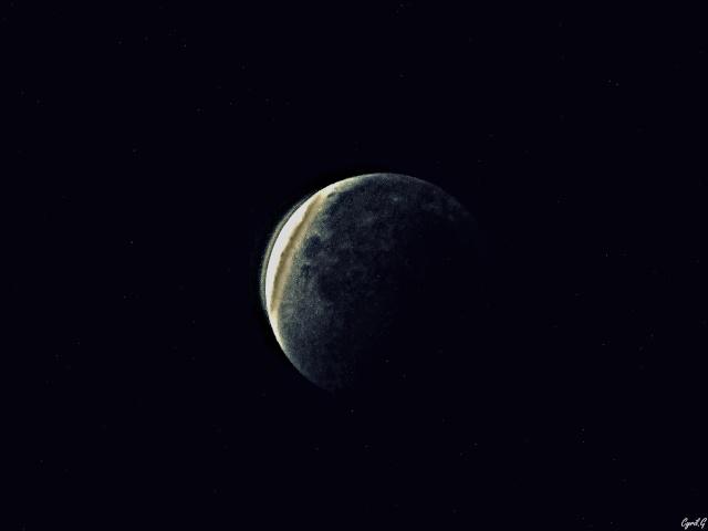 Eclipse de lune Septembre 2015 P1020526