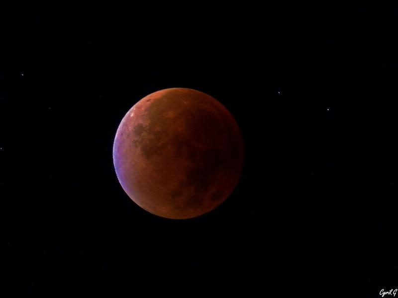 Eclipse de lune Septembre 2015 P1020527