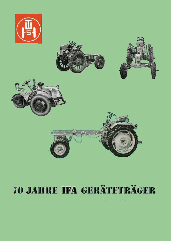Heft 70 Jahre Geräteträger in der DDR Forum10