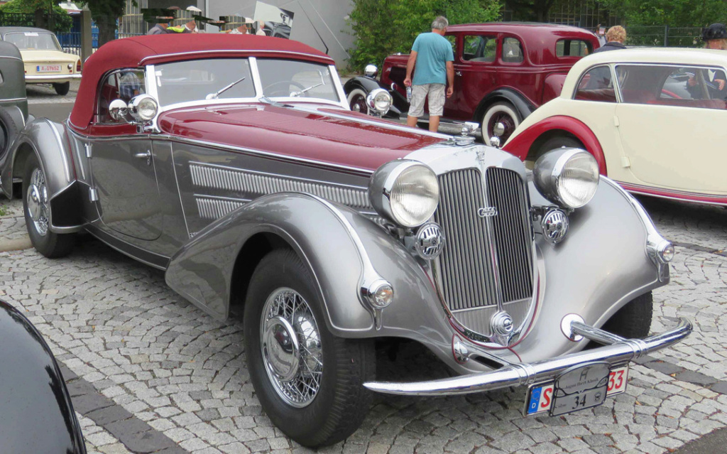 Horch Classic 2018 Img_7614