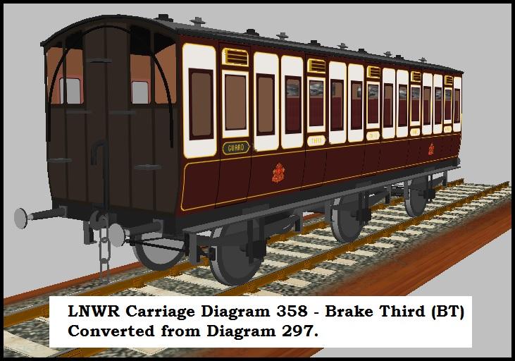Rufuskins' Workshop LNWR Coaches Lnwr_319