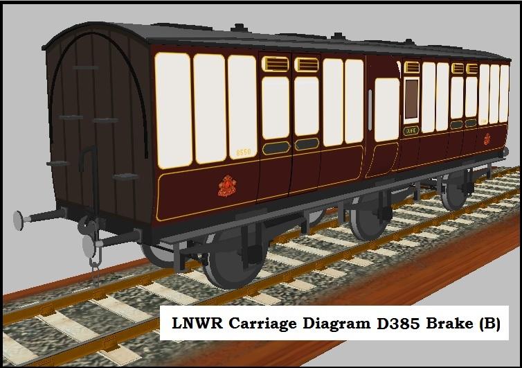 Rufuskins' Workshop LNWR Coaches Lnwr_321