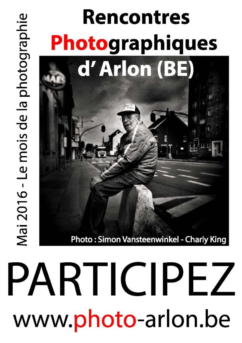 APPEL à CANDIDATURES - Rencontres photographiques d'Arlon - Mois de la photo mai 2016 Flyers12