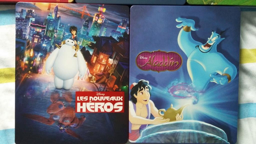 [Débats / BD] Les Blu-ray Disney en Steelbook - Page 8 20181210