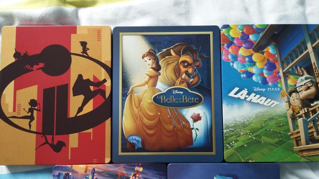 [Débats / BD] Les Blu-ray Disney en Steelbook - Page 8 20181211