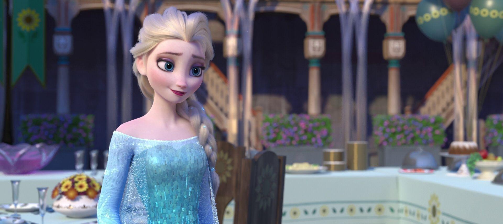 [Court-Métrage Walt Disney] La Reine des Neiges : Une Fête Givrée (2015)   - Page 17 Vlcsna12