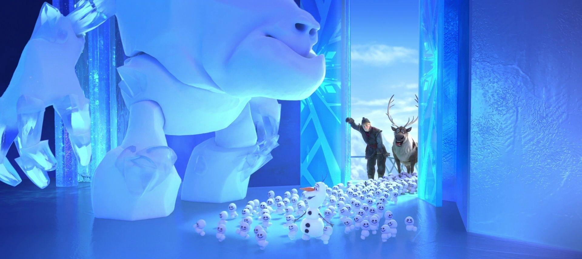 [Court-Métrage Walt Disney] La Reine des Neiges : Une Fête Givrée (2015)   - Page 17 Vlcsna16