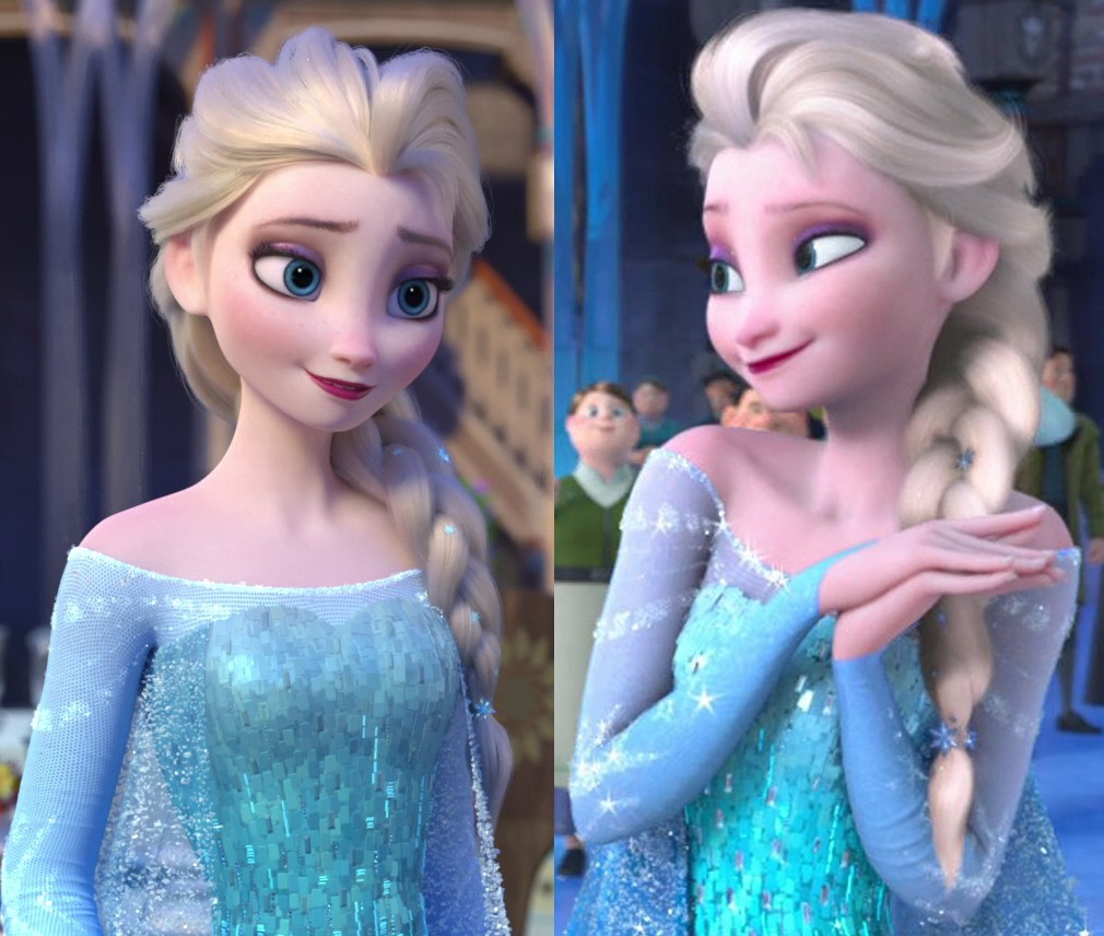 [Court-Métrage Walt Disney] La Reine des Neiges : Une Fête Givrée (2015)   - Page 18 Vlcsna20