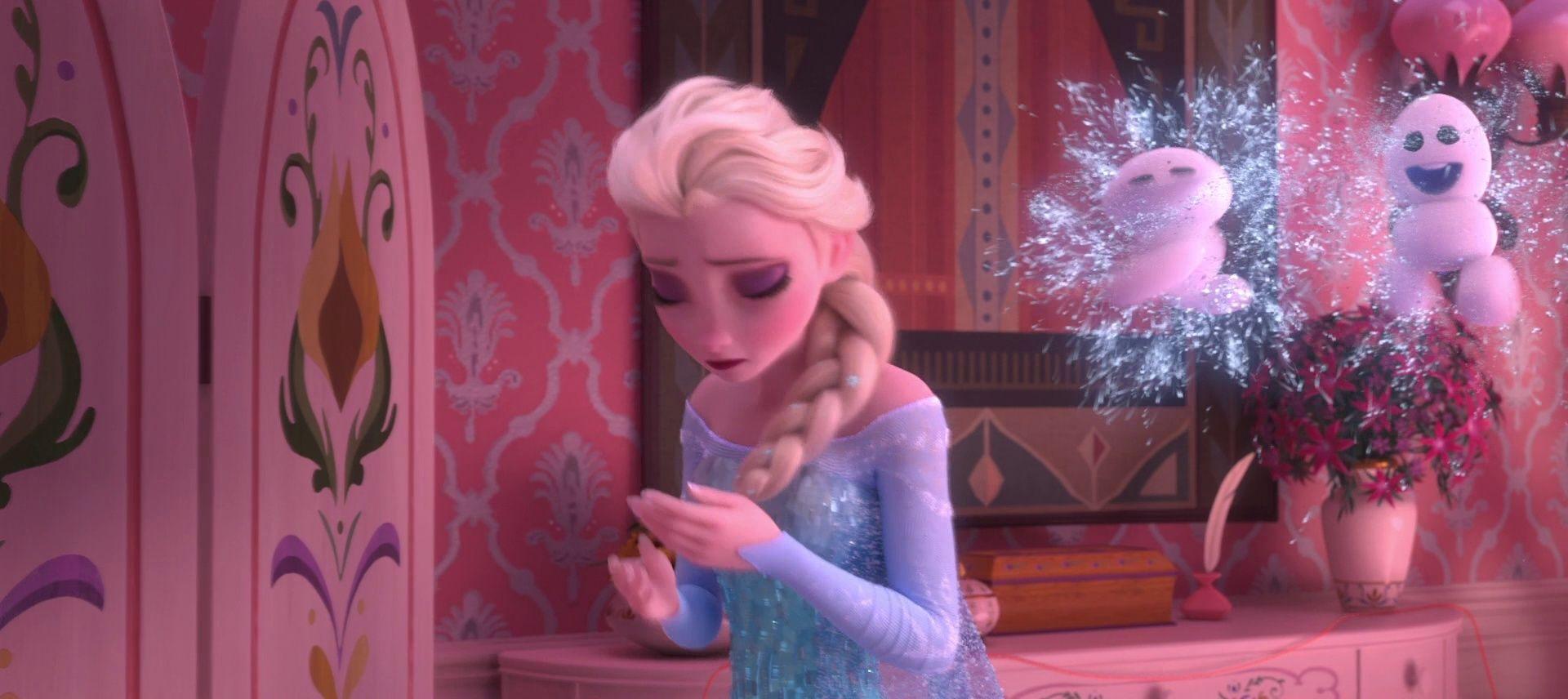 [Court-Métrage Walt Disney] La Reine des Neiges : Une Fête Givrée (2015)   - Page 19 Vlcsna34