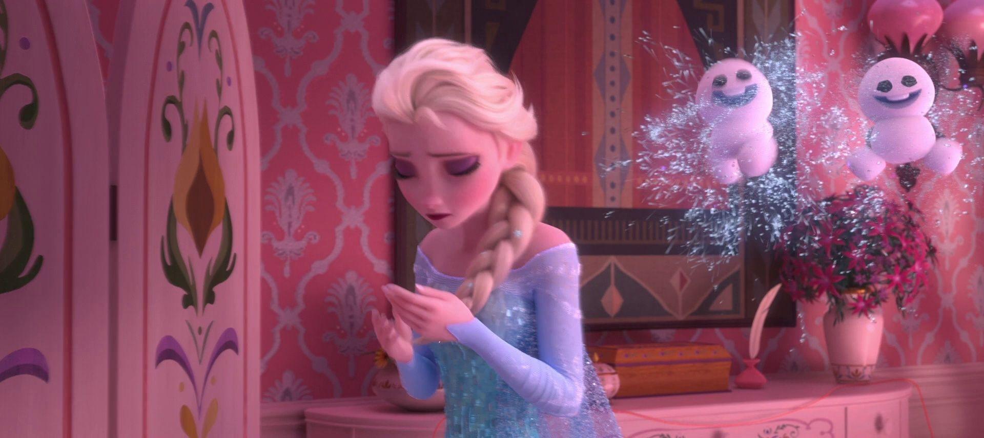 [Court-Métrage Walt Disney] La Reine des Neiges : Une Fête Givrée (2015)   - Page 19 Vlcsna35