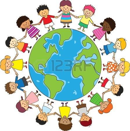 Affiche journées des droits de l'enfant 10207510