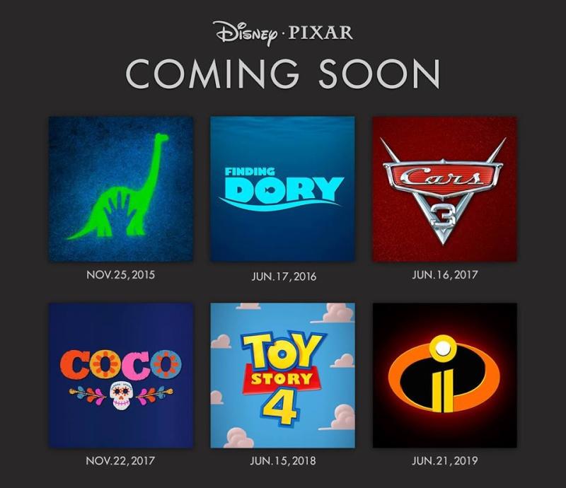 Les Indestructibles 2 [Pixar - 2018] - Page 3 12115710