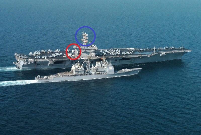 CVN 68 USS Nimitz Trumpeter 1/700  - Page 3 Uss_ni11