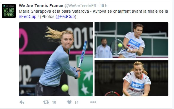 FED CUP 2015 : Groupe Mondial - Page 10 Maria410